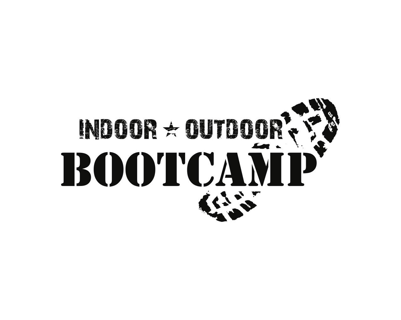 logo indoor outdoor bootcamp