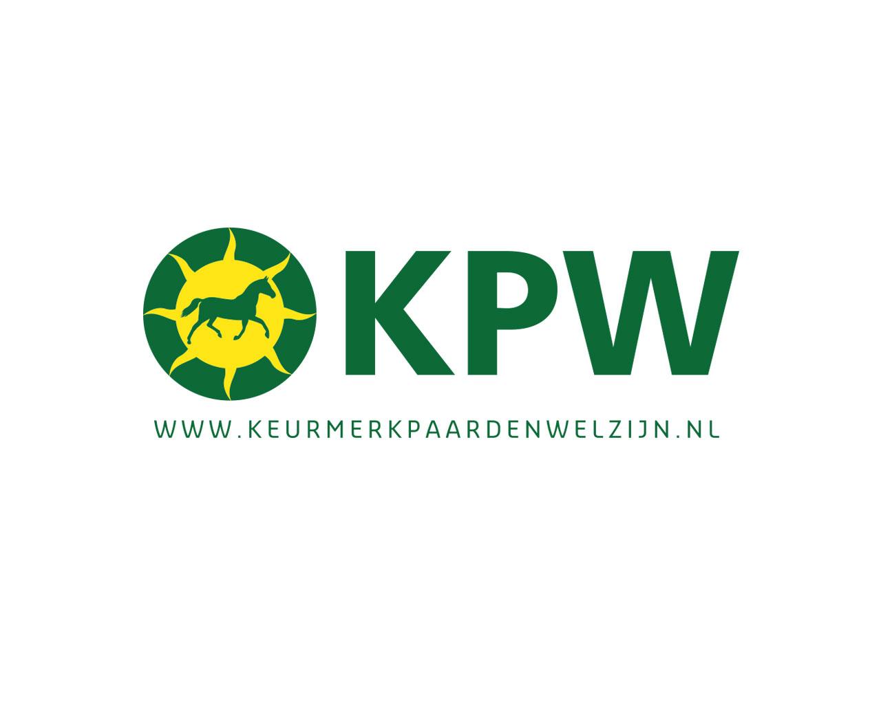 Logo keurmerk paard en welzijn