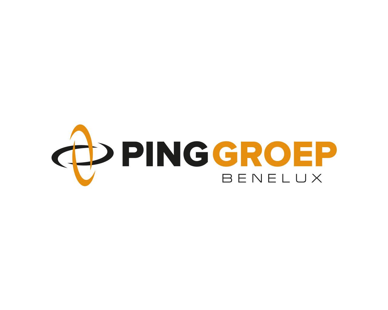 logo ping groep